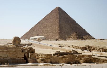 クフ王のピラミッドに隠れた空間