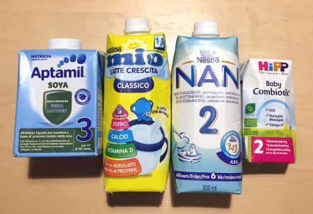 液体ミルク「解禁」を政府検討