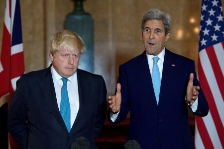 シリアとロに制裁強化検討