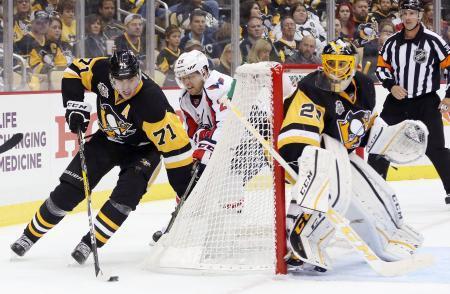 NHL、王者ペンギンズ2連勝