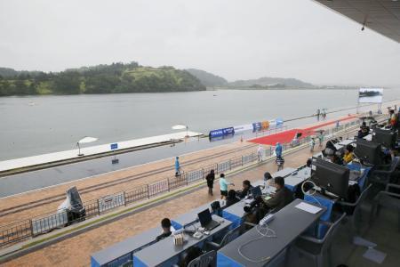 IOC、ボートなど韓国開催も