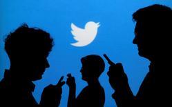 La compagnie américaine Dyn, qui fournit des services de gestion de noms de domaine sur internet, a été victime vendredi d'un piratage informatique qui a perturbé l'accès à de nombreux sites, dont PayPal, Twitter et Spotify. Les auteurs ne sont pas connus pour le moment. /Photo d'archives /REUTERS/Kacper Pempel