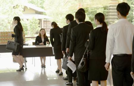大卒の就職内定率は71・2%