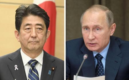 安倍首相、ロシア大統領と会談へ