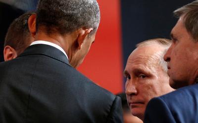 Obama and Putin's last meeting
