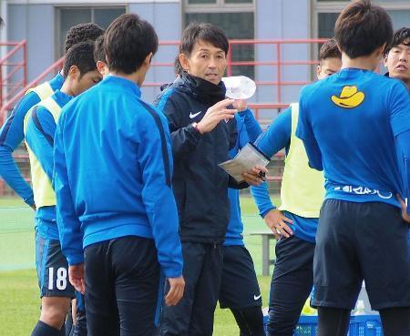 川崎と鹿島、23日準決勝へ調整