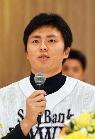 ソフトB田中、沢村賞を目標