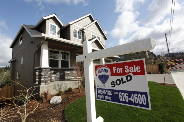 U.S. existing home sales race to more than 9-1/2-year high