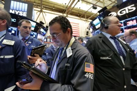 NY株、初の1万9千ドル台