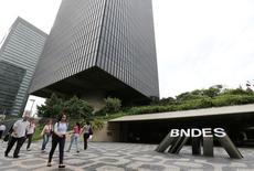 Sede do BNDES no centro do Rio de Janeiro. 22/11/2016  REUTERS/Sergio Moraes