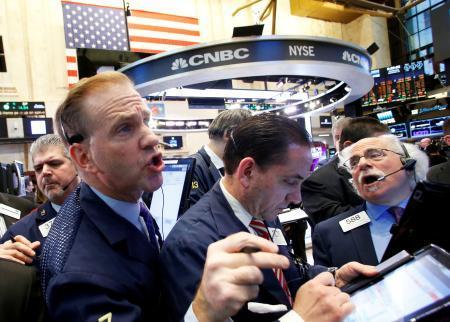 NY株、3日連続の最高値