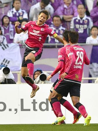 サッカー、C大阪と岡山が決勝へ