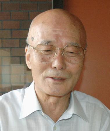 長崎原爆遺族会会長の正林氏死去