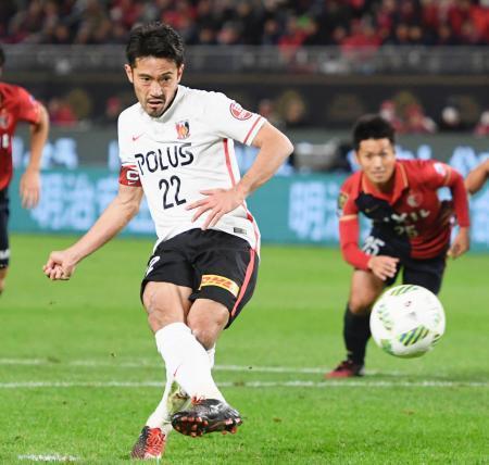 J1浦和、鹿島に1―0で先勝