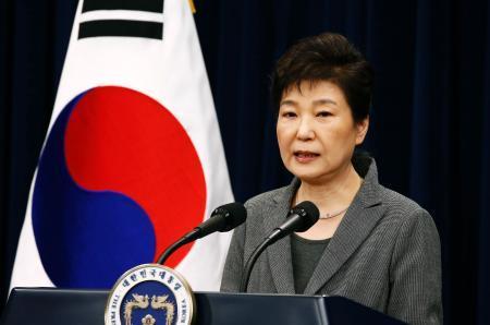 朴大統領弾劾、9日採決か