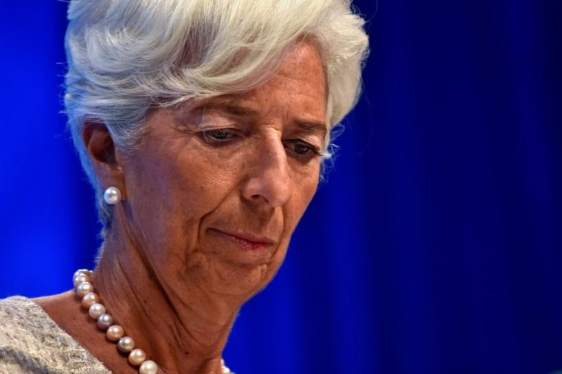 Negligence trial in France casts shadow over IMF's Lagarde