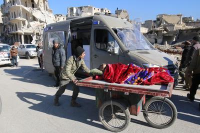 Evacuation from besieged rebel-held Aleppo
