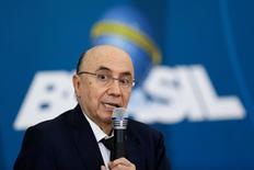 Ministro da Fazenda, Henrique Meirelles. 21/11/2017 REUTERS/Ueslei Marcelino