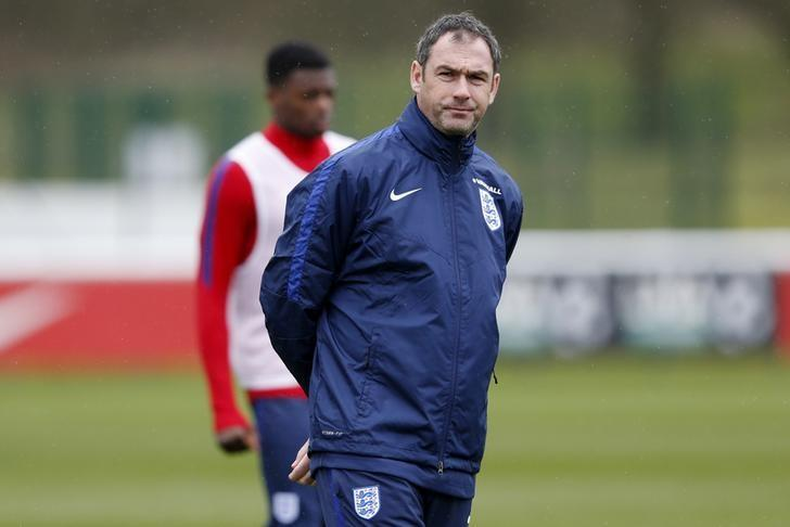 Football Soccer - England Under 21 Training - St. George?s Park - 24/3/16England's Paul Clement during trainingMandatory Credit: Action Images / Carl RecineLivepic/Files