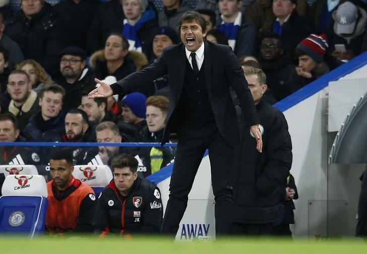 Chelsea manager Antonio Conte  Reuters / Peter Nicholls