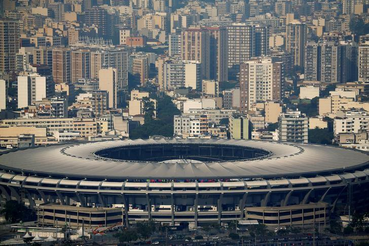 Rio authorities call for urgent action after Maracana looting