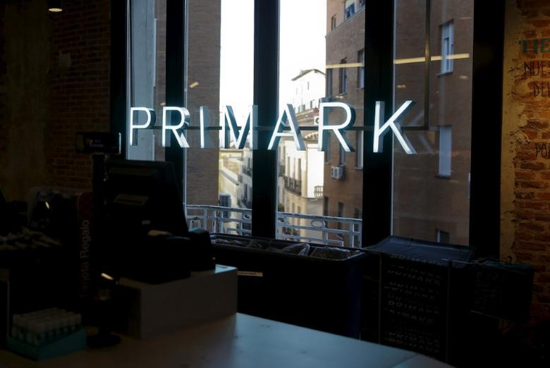Ab foods says primark sales rise over christmas period - Primark home espana ...