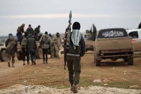 جماعة إسلامية سورية معارضة تقول إنها لن تحضر محادثات السلام في قازاخستان