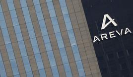 Le groupe chinois CNNC ne participera pas à l'augmentation de capital d'Areva. /Photo d'archives/REUTERS/Christian Hartmann