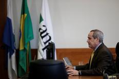 Diretor-geral da ANP, Décio Oddone, em entrevista à Reuters no Rio de Janeiro.     30/01/2017      REUTERS/Ueslei Marcelino