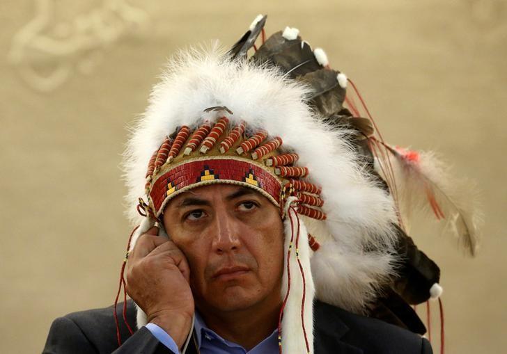 Standing Rock部落表示将对Dakota管道决定采取法律行动