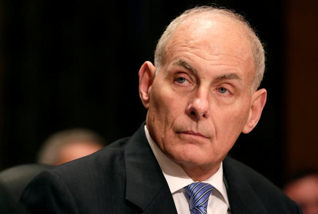 Retired General John Kelly has been confirmed as Secretary of Homeland Security, a sprawling department responsible for everything from domestic antiterrorism to border security and disaster prevention.REUTERS/Joshua Roberts