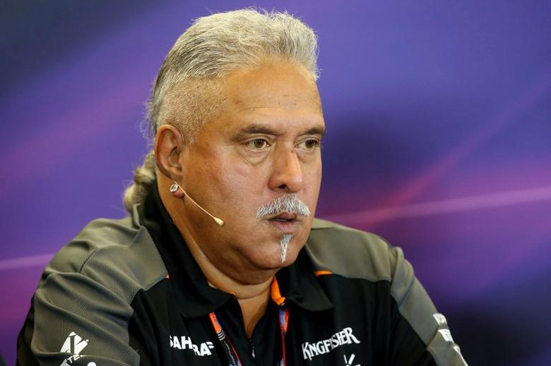Formula One - F1 - United States Grand Prix 2015 - Circuit of the Americas, Austin, Texas, United States of America - 23/10/15Force India team owner Dr. Vijay Mallya during a press conferenceMandatory Credit: Action Images / Hoch ZweiLivepic