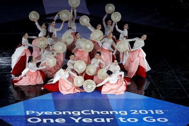 2月9日、カナダオリンピック委員会(COC)は、2018年平昌冬季五輪へこれまでで最大のチームを送り、メダルランキングトップを狙ってることを明らかにした(2017年 ロイター/Kim Hong-Ji)