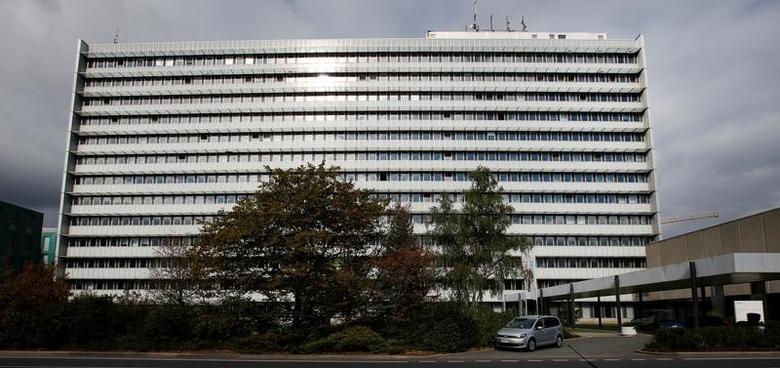 Siemens Healthineers headquarters is pictured in Erlangen near Nuremberg, Germany, October 7, 2016. REUTERS/Michaela Rehle