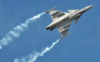 Aero India show in Bengaluru