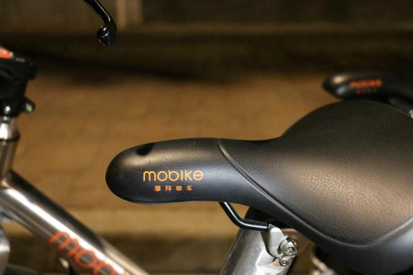 China bicycle-sharing startup Mobike gets funding from Temasek, others