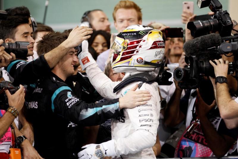 Brazilian designer wins Hamilton helmet challenge