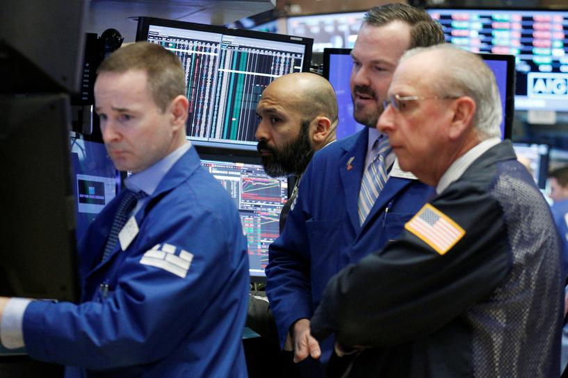 Wall St. to open slightly lower after record run