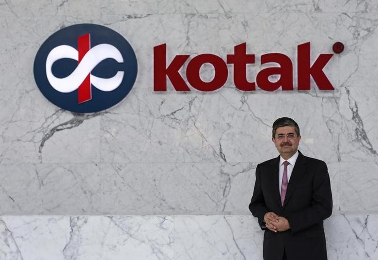 Uday Kotak, Managing Director of Kotak Mahindra Bank poses for a picture at the company's corporate office in Mumbai January 15, 2015. REUTERS/Danish Siddiqui/files