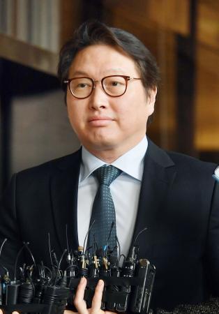 韓国第3財閥トップを事情聴取