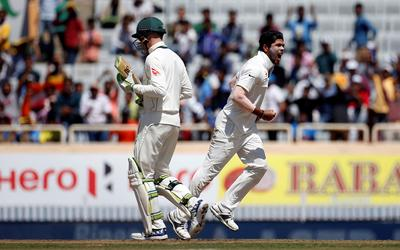 India vs Australia: Ranchi test