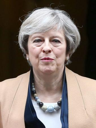 英首相、EU離脱を29日に通知