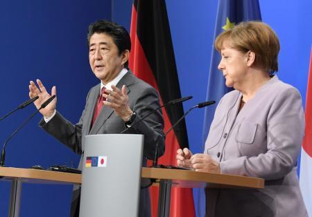 米と自由貿易推進で連携