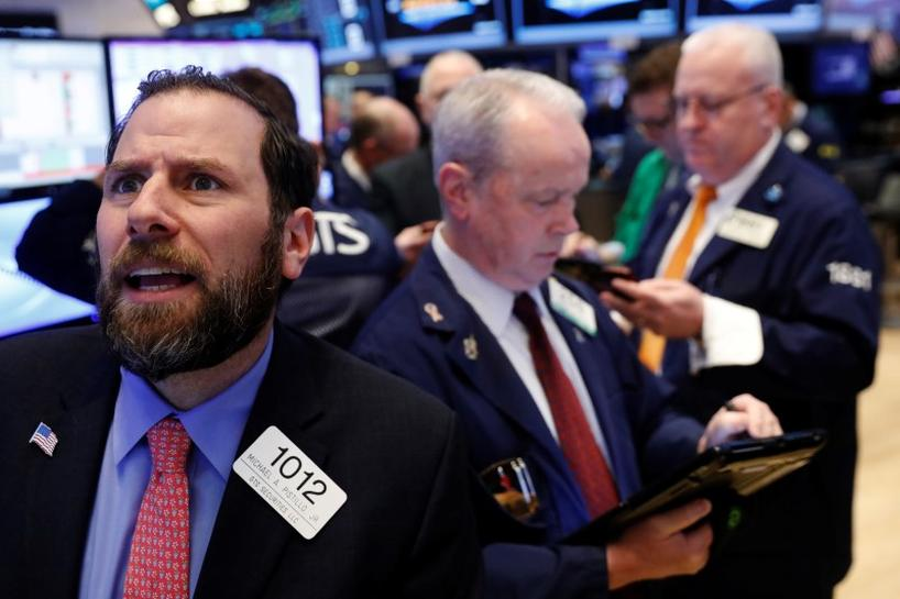 Wall St. opens higher; healthcare bill vote awaited