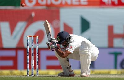 India vs Australia - Fourth Test cricket match