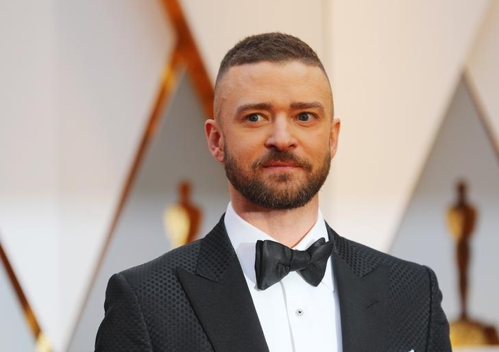 89th Academy Awards - Oscars Red Carpet Arrivals - Hollywood, California, U.S. - 26/02/17 - Singer Justin Timberlake. REUTERS/Mike Blake/Files