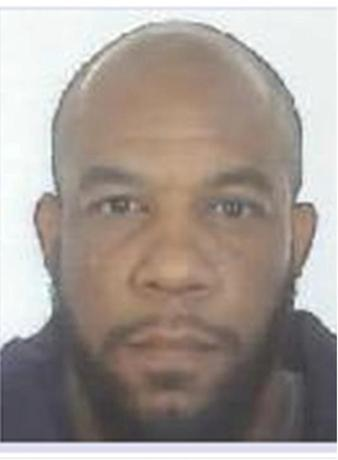 FILE PHOTO: A handout photograph released by the Metropolitan Police shows a mugshot of Khalid Masood, received in London, Britain March 24, 2017.   REUTERS/Metropolitan Police/Handout/File Photo