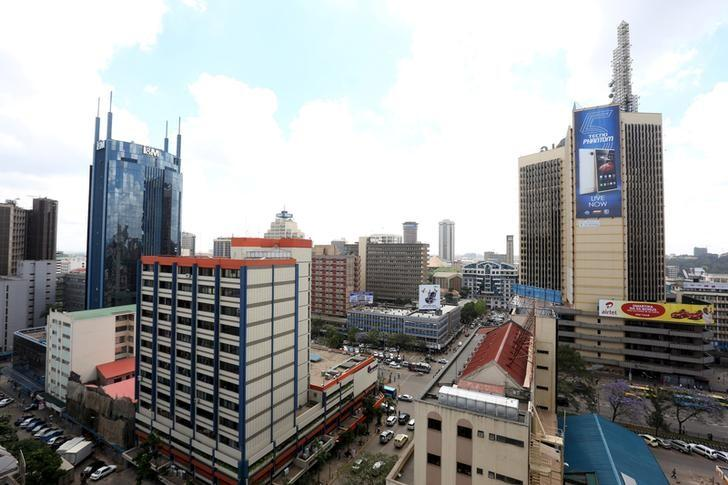 A general view of Nairobi, Kenya November 13, 2015.  REUTERS/Noor Khamis/File Photo