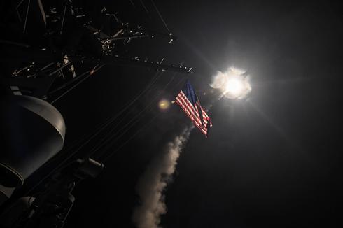 U.S. missile strike on Syria