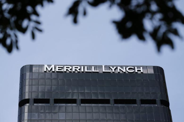A Merrill Lynch building is shown in downtown San Diego, California March 18, 2014. REUTERS/Mike Blake